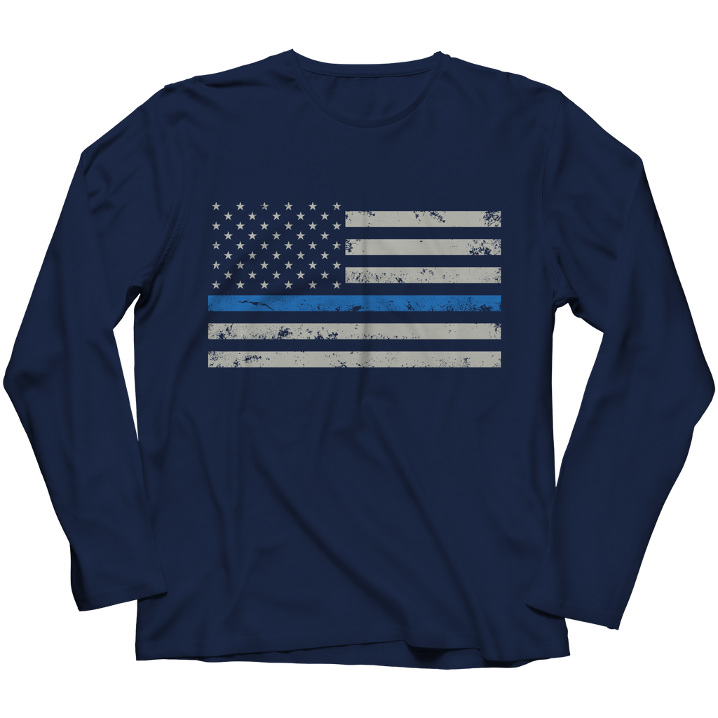 Limited Edition - Blue Line Flag