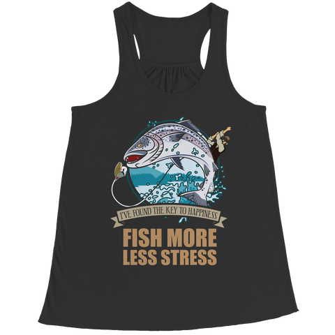 Fish More Less Stress