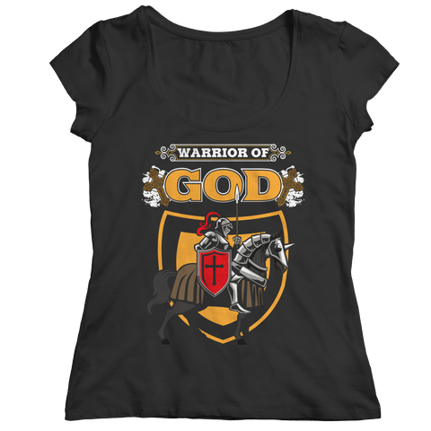 Image of Warrior Of God