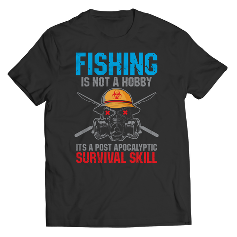 Fishing Is Not A Hobby