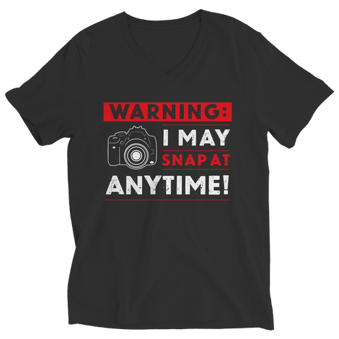 Limited Edition - Warning: I may Snap At Anytime!
