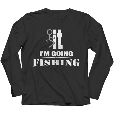 Image of Limited Edition - I'm Going Fishing