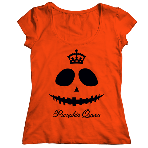 Image of Pumpkin Queen 2