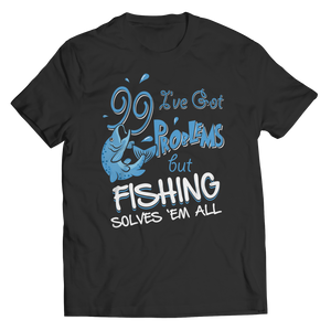 99 Problems - Fishing