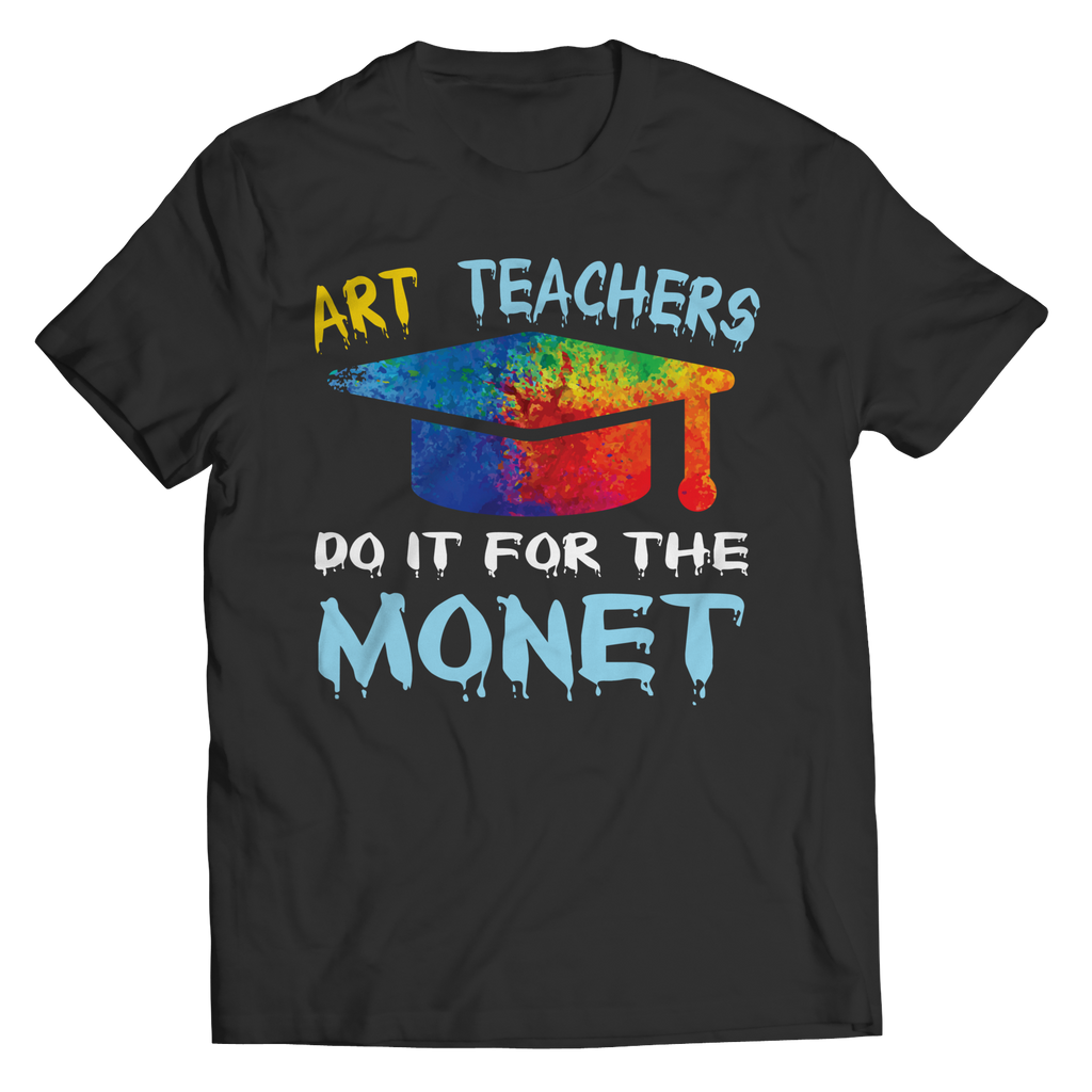 Art Teachers Do It For The Monet