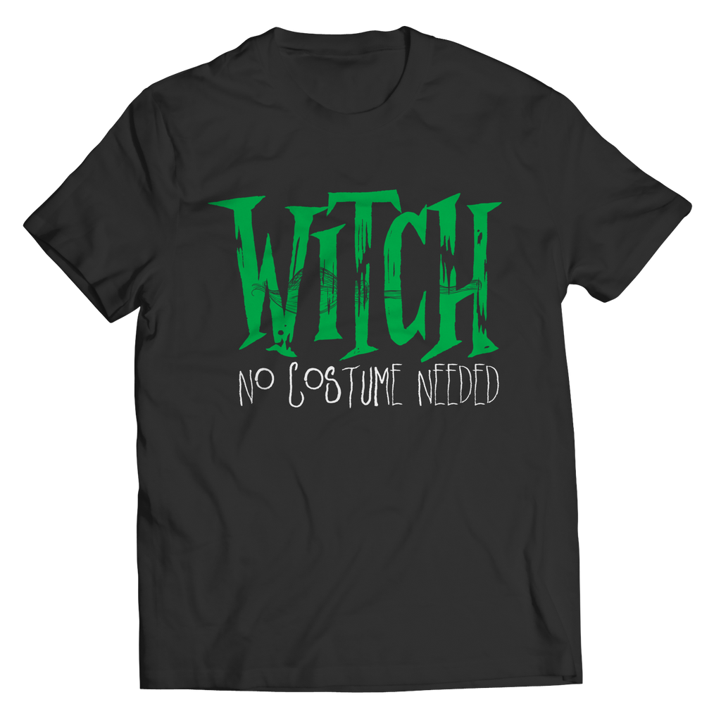 Witch - No Costume Needed