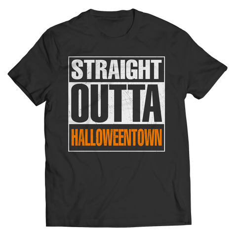 Straight Outta Halloween Town