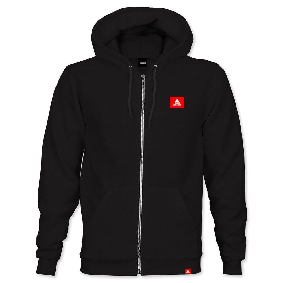 Axion Red Label Zip Hoodie