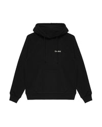 All Day Hoodie Organic Cotton Midnight Black