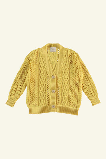 CLAUDINE JACKET PRIMROSE YELLOW