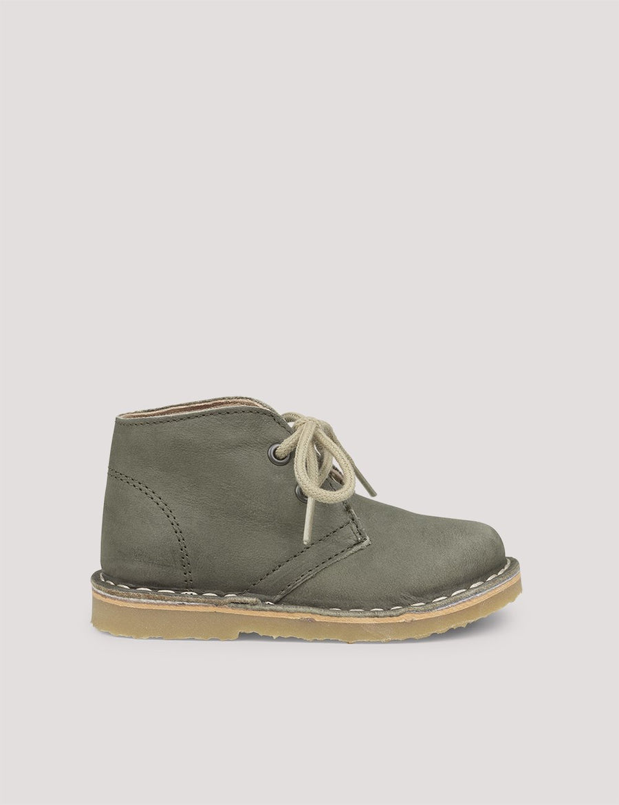 Desert Boot Lace Soft Olive