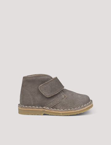 Desert Boot Lace Taupe Suede
