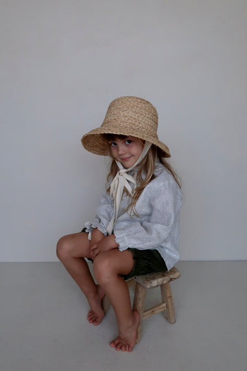 Children's Jean Belle Hat