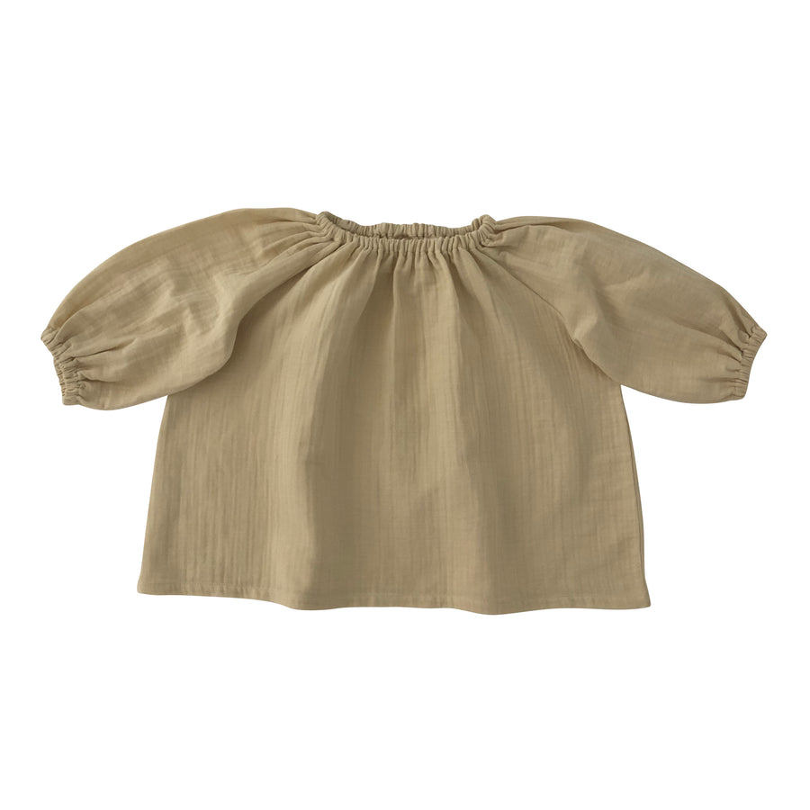 Liilu Blouse  Honey