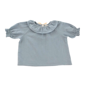 Oana  Blouse Dusty blue