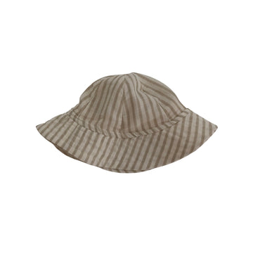 Sun Hat Sandy stripes