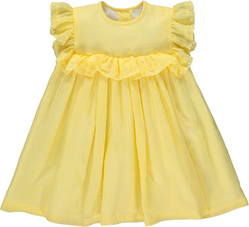 MILOS DRESS YELLOW