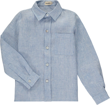 NAZARE SHIRT BLUE