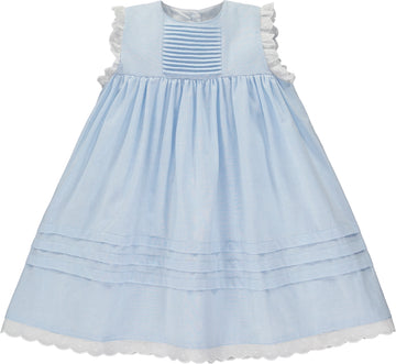 PORTOFINO DRESS LIGHT BLUE
