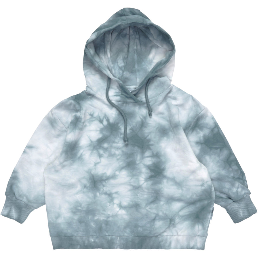 Cloudy Cockatoo Hoodie Sweater