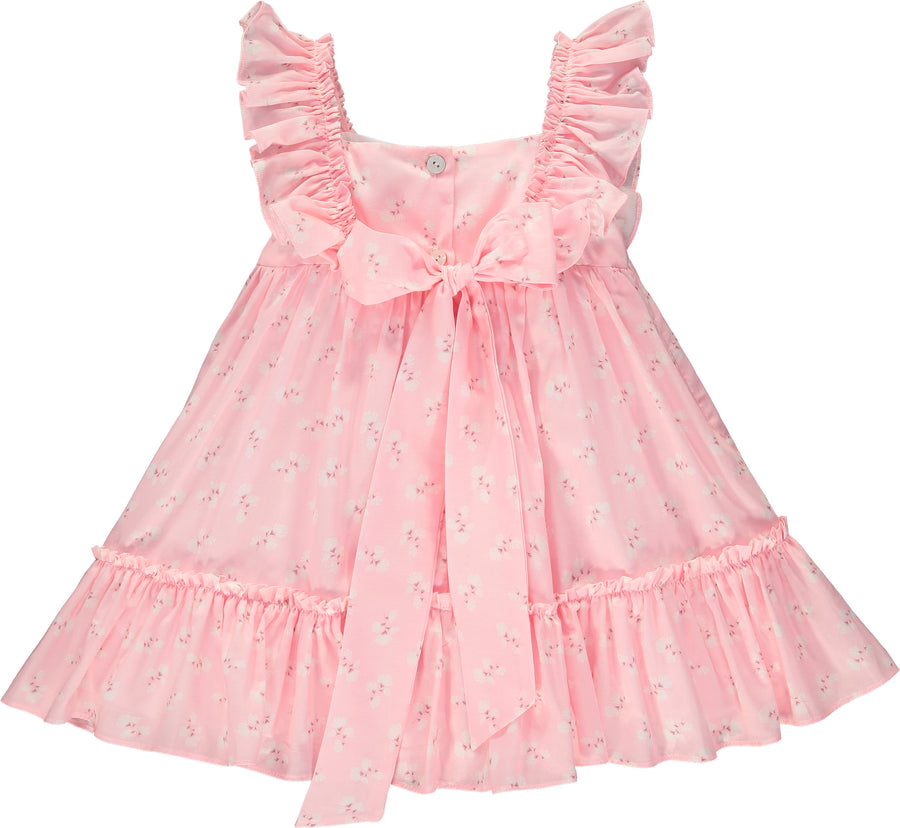 SAINT TROPEZ DRESS LIGHT PINK