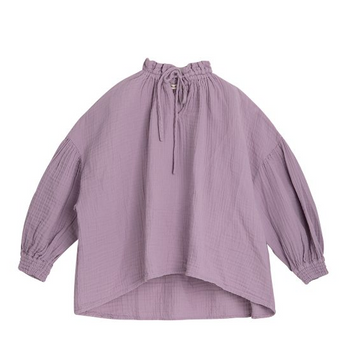 Olivia Blouse Purpole