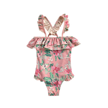 Zacatecas Bathing Suit Sienna Flamingo