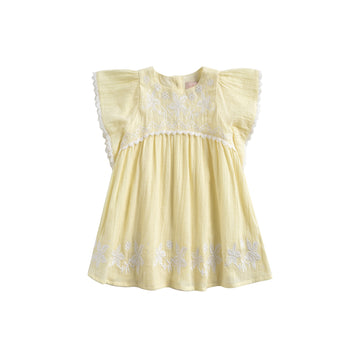 Esca Dress French Vanilla