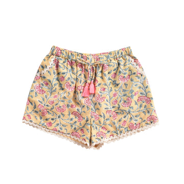 Vallaloid Shorts Sienna Flamingo