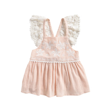 Lilia Top Blush