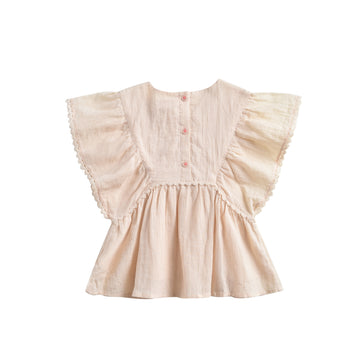 Magda Top Light Blush
