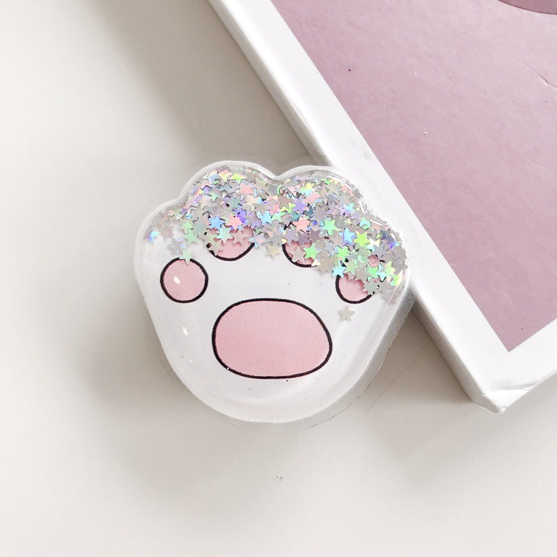 Squishy Pop Socket Phone Holder