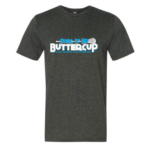 Lacrosse - Suck It Up Buttercup Short Sleeve Tee
