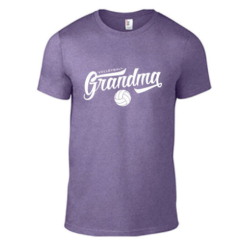 Volleyball - Volleyball Grandma Short Sleeve