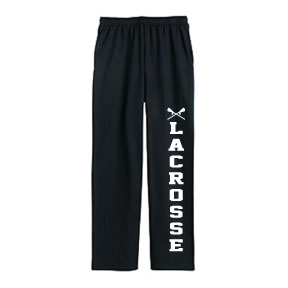 Lacrosse - Black Sweatpants