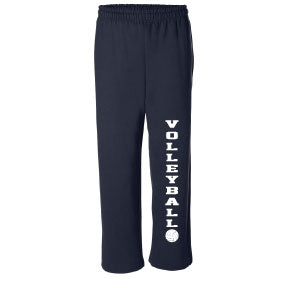 Volleyball - Navy Sweatpants