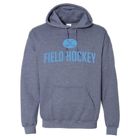 Field Hockey Navy Heather Hoodie