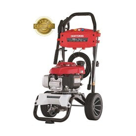 CRAFTSMAN 3200 PSI 2.4-Gallon-GPM Cold Water Gas Pressure Washer with Honda Engine CARB