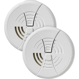 Google Protect 2nd Generation (Battery) Smart Smoke/Carbon Monoxide Alarm- White - Hardwarestore Delivery