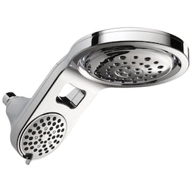 Delta HydroRain Chrome 5-Spray Rain Shower Head