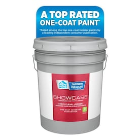 HGTV HOME by Sherwin-Williams Showcase Ultra White/Base A Satin Acrylic Tintable Paint (Actual Net Contents: 620-fl oz)