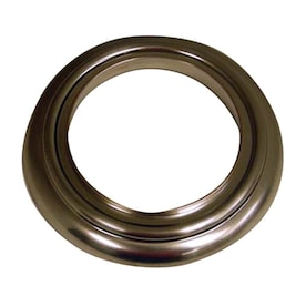 Danco 2.5-in Brushed Nickel Bathtub/Shower Trim Ring