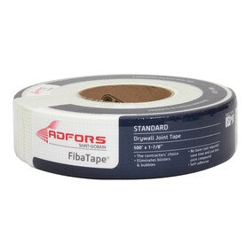 Saint-Gobain ADFORS FibaTape 1.875-in x 500-ft Mesh Construction Self-Adhesive Joint Tape