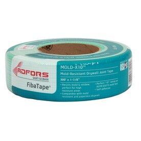Saint-Gobain ADFORS FibaTape 1.875-in x 300-ft Mesh Construction Self-Adhesive Joint Tape