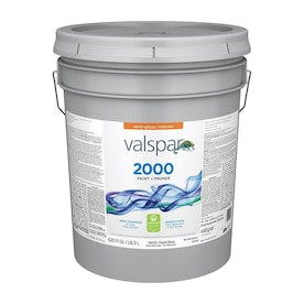 Valspar 2000 Pastel Semi-Gloss Latex Tintable Paint (Actual Net Contents: 620-fl oz)