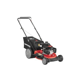 CRAFTSMAN M140 160-cc 21-in Push Gas Push Lawn Mower with Honda Engine