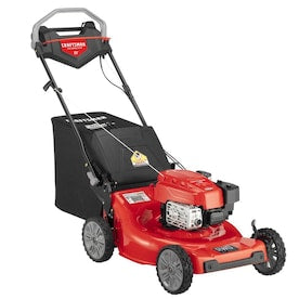 CRAFTSMAN M350 175-cc 23-in Self-Propelled Gas Push Lawn Mower with Briggs & Stratton Engine