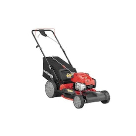 CRAFTSMAN M230 163-cc 21-in Self-Propelled Gas Push Lawn Mower with Briggs & Stratton Engine