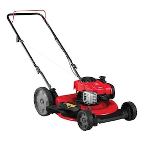 CRAFTSMAN 140-cc 21-in Push Gas Push Lawn Mower with Briggs & Stratton Engine
