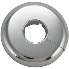 Keeney 0.75-in Chrome Universal Escutcheon